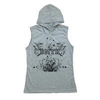 Bring me the horizon Shirt Tank Top Sleeveless Hoodie T Shirt Women T-Shirt Size S M