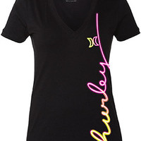 MARQUEE PERFECT V WOMENS T-SHIRT - HURLEY