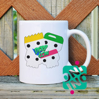 5 Seconds of Summer Derp Con Coffee Mug, Ceramic Mug, Unique Coffee Mug Gift Coffee