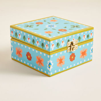Kept Charmingly Box in Blue