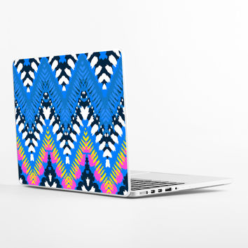 Hippie Chevron Laptop Skin