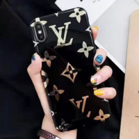 LV Louis Vuitton Protective Cover Phone Case