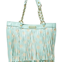 FRINGY FROU FROU TOTE