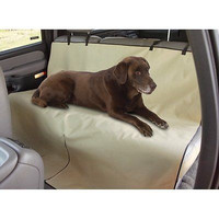 Pet Car SUV Bench Dog Backseat Upholstery Couch Protector Seat Cover Waterproof