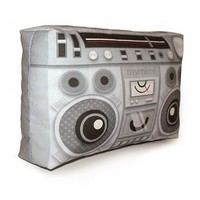 Mini Pillow BoomBox by mymimi on Etsy