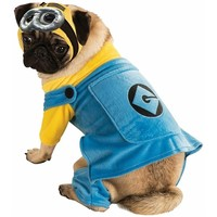 Despicable Me 2 Minion Dog Costume - Licensed