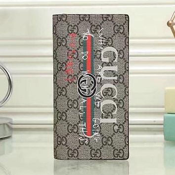 GUCCI Women Fashion Purse Wallet