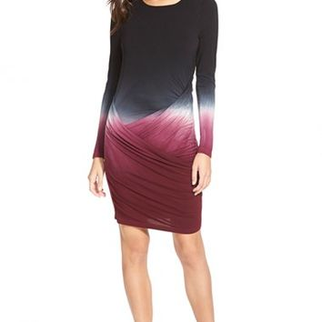 Women's Young, Fabulous & Broke 'Audrina' Wrap Detail Dress,