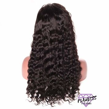 Brazilian Water Wave Full Lace Wig