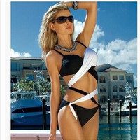 Ladies Stylish Bikini Spring Summer Swimsuits Push Up Like Swimwear Designer Bathing Suit Beach Wear = 4641946308