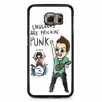 Twenty One Pilots Tyler Joseph And Josh Dun Samsung Galaxy S6 Case