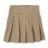 Uniform Pleated Skort | The Children's Place