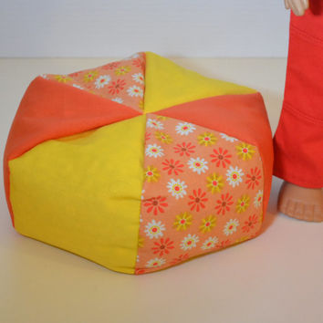 "American Girl Doll, 18"" Doll Bean Bag Chair"