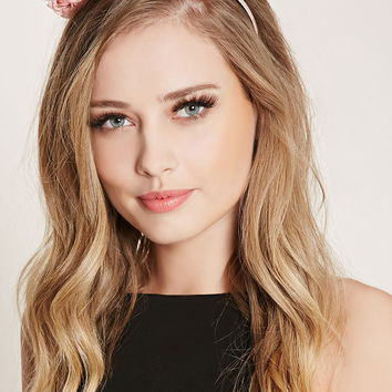 Floral Lace Cat Ears Headband