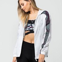 puma iridescent womens jacket jackets  number 2