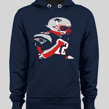 TOM BRADY POP ART HOODIE /SWEATER