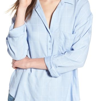 Slouchy Pocket Henley | Nordstrom