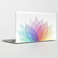 world of color Laptop & iPad Skin by Pink Berry Patterns
