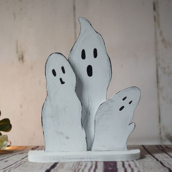 Reclaimed wood Rustic Ghosts