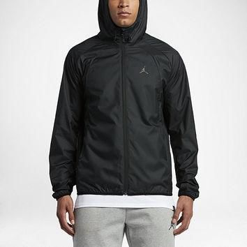 The Jordan Sportswear Wings Windbreaker Men's Jacket.