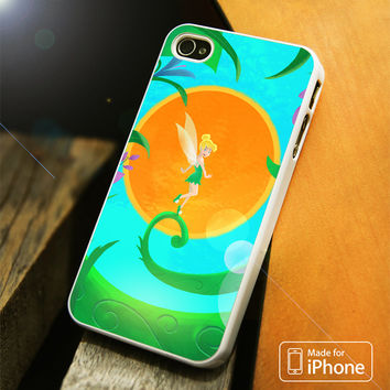 Style Summer Tinkerbell iPhone 4 5 5C SE 6 Plus Case