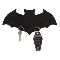 Sourpuss Batty Key Holder | Attitude Clothing