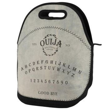 DCCKIS3 Halloween Ouija Board Lunch Tote Bag