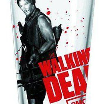Walking Dead TV Daryl Dixon Pint Glass