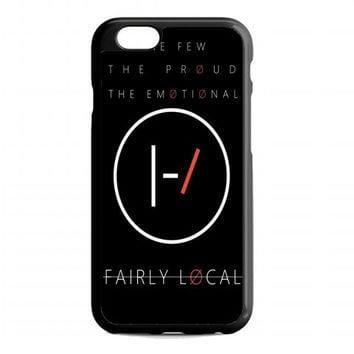 twenty one pilots fairly local For iphone 6 case