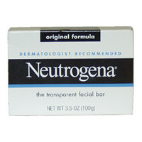 original formula transparent facial bar by neutrogena 3.5 oz