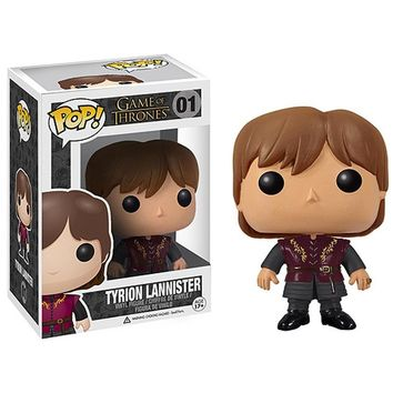 Tyrion Lannister Funko Pop! Television Game of Thrones