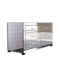 Clairmonte Mirrored Dresser