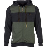 Hippy Tree Rambler Full-Zip Hoodie - Men's Heather