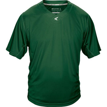 Easton M5 Homeplate Youth Baseball Jersey - Green