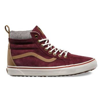 Vans SK8-Hi MTE (decadent chocolate/tobacco brown)