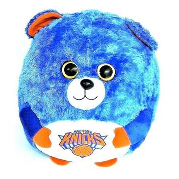 Ty Beanie Ballz New York Knicks NBA Basketball Plush Large