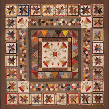 Quilt Pattern - Memories of Scotland # 178