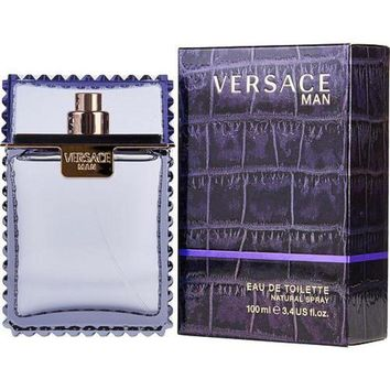 DCCKH0D VERSACE MAN by Gianni Versace EDT SPRAY 3.4 OZ