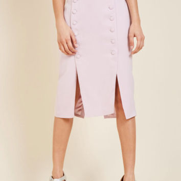 MINKPINK Iconic Executive Pencil Skirt | Mod Retro Vintage Skirts | ModCloth.com