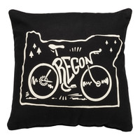 Oregon Throw Pillow