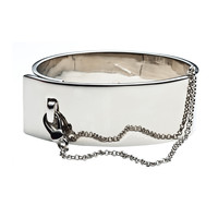 Eddie Borgo Safety Chain Cuff - ShopBAZAAR