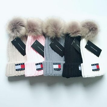 Tommy Hilfiger Women Knitted Hat