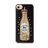 Unicorn Water Liquid Glitter IPhone Case