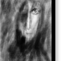 Out Of Darkness Canvas Print / Canvas Art by Bill Owen