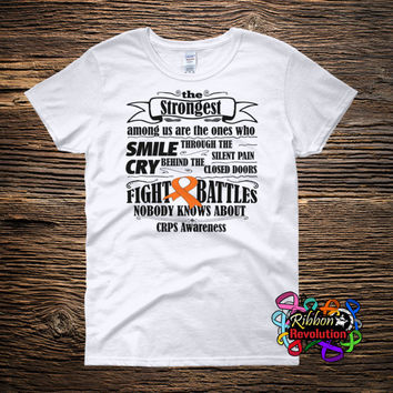 CRPS Strongest Among Us T-Shirt