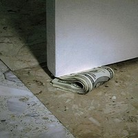 Money Door Stopper - $5 | The Gadget Flow