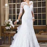 ysfs Mermaid Wedding Dresses