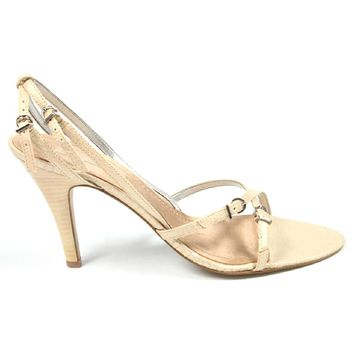 Nine West Womens Sandal NWFERWIN MED YELLOW