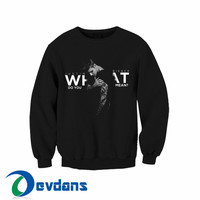 Justin Bieber What Do You Mean Sweatshirt size S,M,L,XL,2XL,3XL