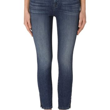 J Brand Alana High Waist Crop Skinny Jeans (Cover) | Nordstrom